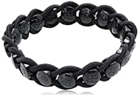 Condition Culture Charmed Elastic Hair Ties, Black