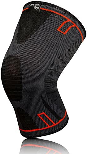 ArthritisHope Knee Compression Sleeve - (M) - Knee Braces for Arthritis, give Support and Comfort from Pain Caused by Osteoarthritis and Rheumatoid Arthritis