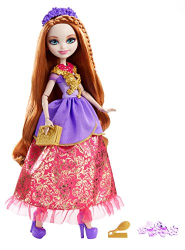 Ever After High Powerful Princess Tribe Holly Doll (Happily Ever After High Dolls)
