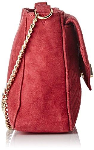 Petite Mendigote Messine - Bolsos bandolera Mujer Rojo (Tanin)