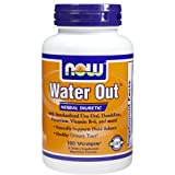 Now Foods Water Out- 100 Vcaps 3 Pack