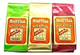 #10: Maffles Mochi Waffle Pancake Mix from Hawaii (Original, Lilikoi & Banana, 24 Ounces Total)