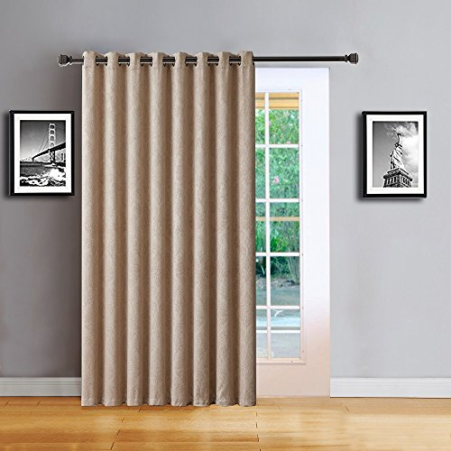 Door Panel Drapes (Warm Home Designs 1 Extra-Large, Extra-Long 102