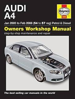Audi A4 05-08