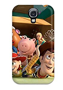 Grace Wang's Shop 4525518K68266007 Awesome Case Cover Compatible With Galaxy S4 - Toy Story