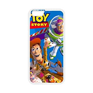 iPhone 6 Plus 5.5 Inch Cell Phone Case White Disneys Toy Story ZCE Custom Hard Cell Phone Case
