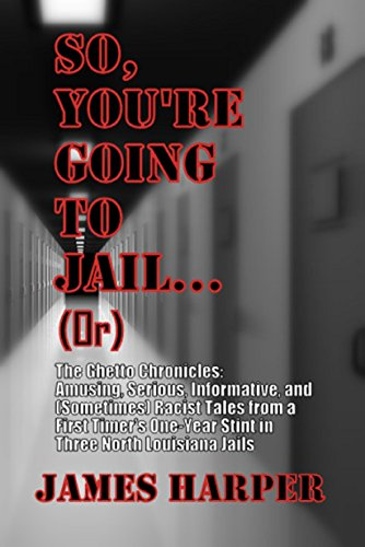 So, You're Going to Jail...: The Ghetto Chronicles: Amusing, Serious, Informative, and (Sometimes) Racist Tales from a First Timer's One-Year Stint in Three North Louisiana Jails