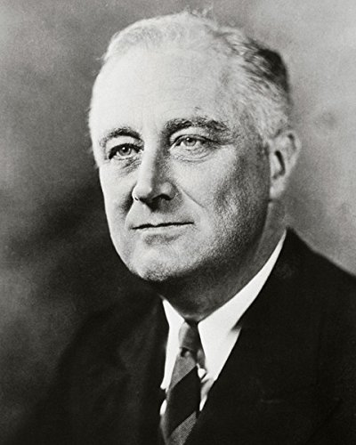 President Franklin D. Roosevelt - 8x10 Photo