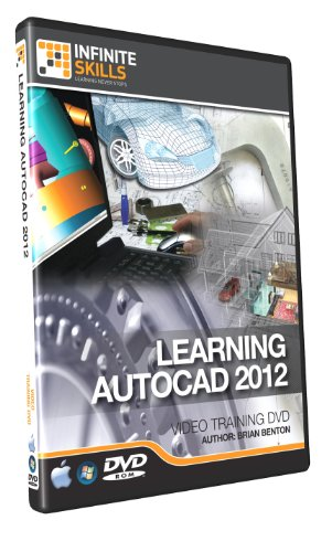 AutoCAD 2012 Training DVD - Tutorial Video by Infiniteskills