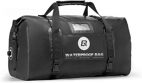 ROCKBROS Motorcycle Pannier Bag Waterproof Travel Luggage