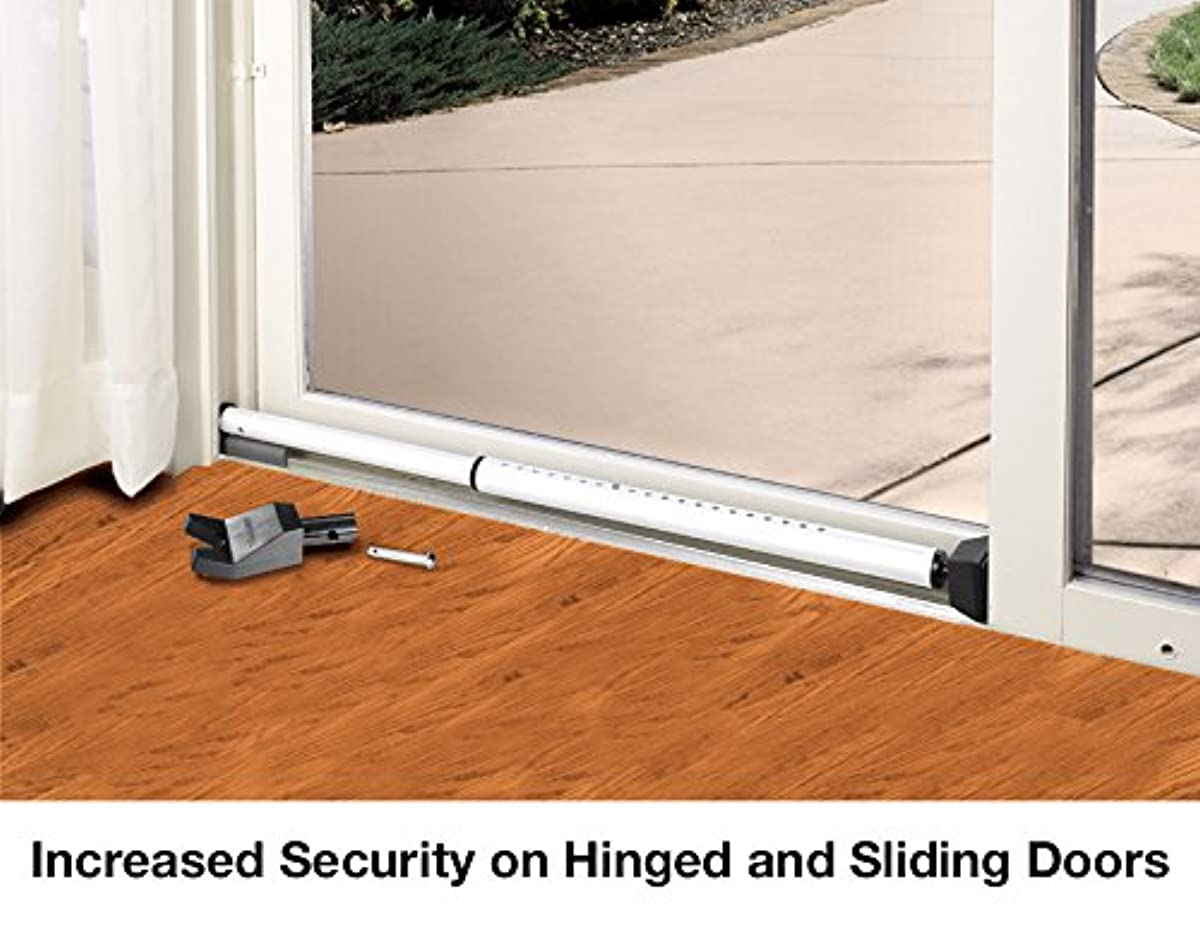 Mace Door Brace big Jammer Security Home Bar Lock ...
