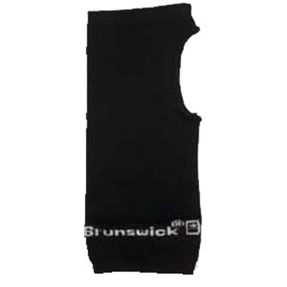 Brunswick Pro Wrist Liner Bowling Glove - Black 860415