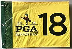 2019 Pga Championship flag bethpage blac...
