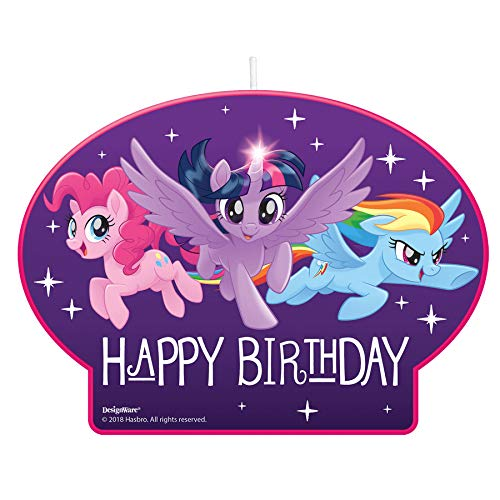 Amscan My Little Pony Friendship Adventures Birthday -