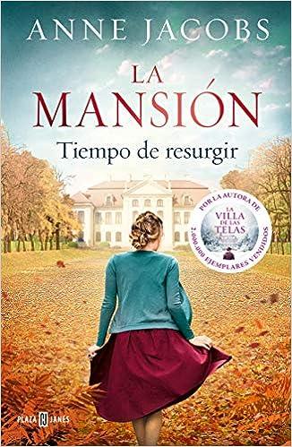 La mansión 3: Hora de salida de Anne Jacobs