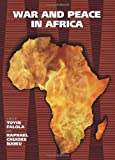 War and Peace in Africa, , 1594607451