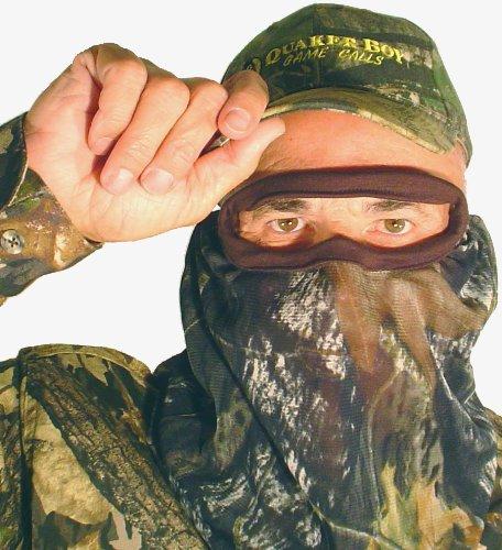 9e46056987a Amazon.com   Quaker Boy Bandito Elite Hunting Face Mask   Hunting ...