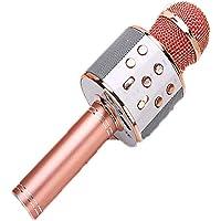 CJP1 Altavoz inalámbrico para micrófonos de Karaoke, Bluetooth Home Player KTV portátil, Compatible con Android y iOS