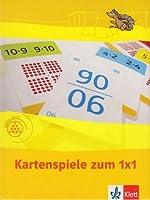 Einmaleins - Kartenspiele (Programm mathe 2000)