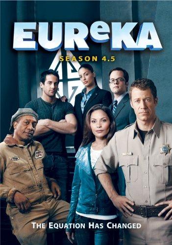 eureka dvd tv series - 6