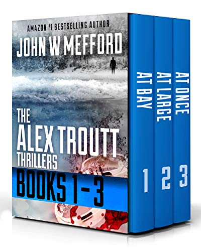 - The Alex Troutt Thrillers: Books 1-3 (Redemption Thriller Series Box Set Book 1)