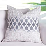 Global Views Gem Lace Pillow