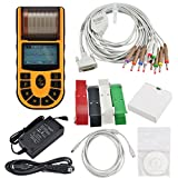 Funwill 1-channel Handheld Performance Monitor ,Yellow (Shipping from USA)