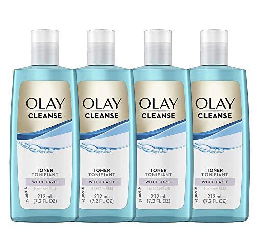 Olay Oil Minimizing Toner - 7.2oz, Pack of 4 ()