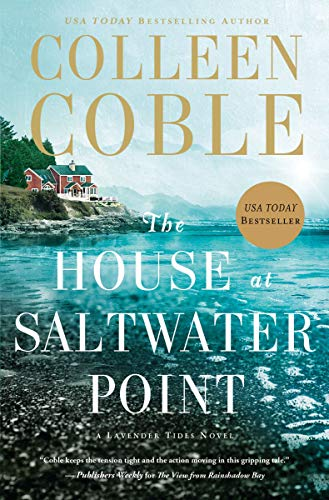 The House at Saltwater Point (A Lavender Tides Novel Book 2)