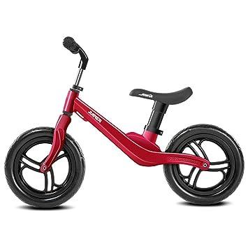 XIAOME Bebé Balance Bikes Sin Pedal,Marco de la aleación Los niños ...