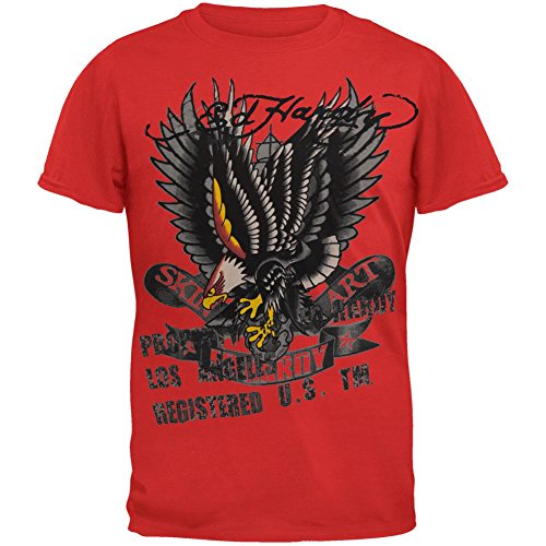 Ed Hardy - Eagle Skin Art Youth T-Shirt - Youth (Ed Hardy Boys Rock)
