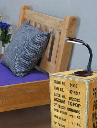 Original Teekiste 60cm Holz Kiste Nachttisch Tisch Dekoration Loft Mbel Bersee Amazonde Kche Haushalt