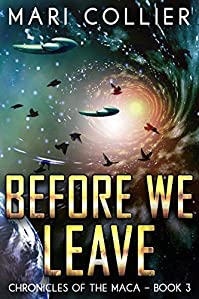Before We Leave by Mari Collier ebook deal