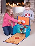 Foldable Basketball Hoop Organizer - Perfect for