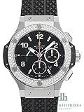 [ウブロ]HUBLOT 腕時計 ビッグバン スチール ベゼルダイヤ ブラック 301.SX.130.RX.114 メンズ [並行輸入品]