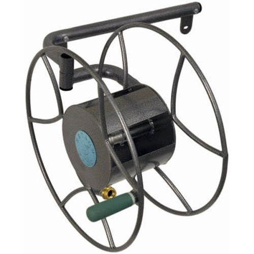Mount Hose Reel (Yard Butler SRWM-180 Wall-Mounted Hose Reel)
