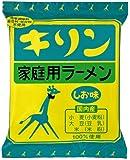 小笠原製粉 キリンラーメン しお味 89g×12袋