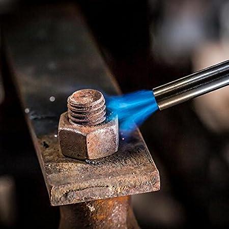Amazon.com: Bernzomatic Welding & Soldering TS3500KC Multi-Use Torch Kit (propane cylinder): Home Improvement