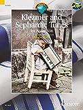 Klezmer and Sephardic Tunes (33 pièces) +CD --- Accordéon
