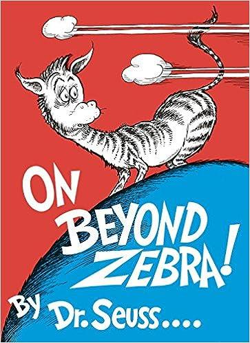 Image result for on beyond zebra