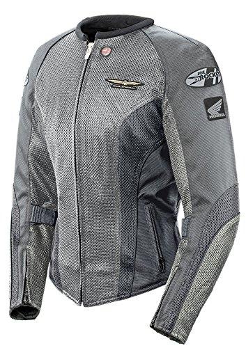 Joe Rocket Honda Goldwing Skyline 2.0 Jacket Silver/Grey Womens LG