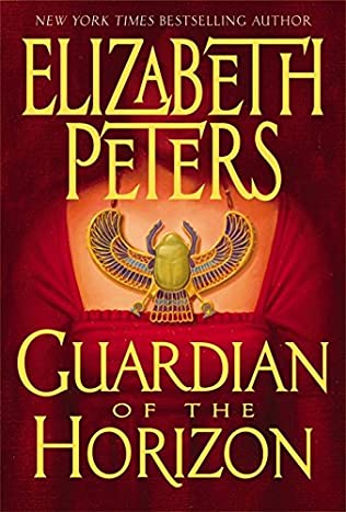 book cover of Guardian of the Horizon