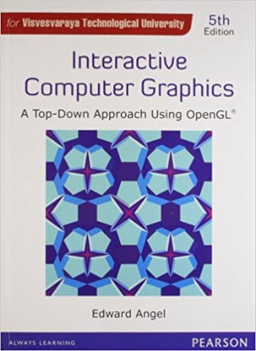 Pdf with approach graphics a opengl interactive computer top-down