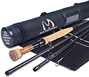 Maxcatch Competition InTouch Nymph Fly Rod for Euro nymphing Fly Fishing