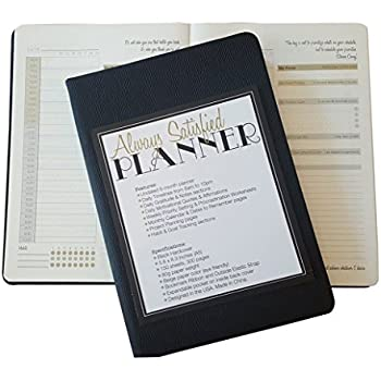 Amazon.com : Free-Thinking Planner - Best Daily Planner to help ...