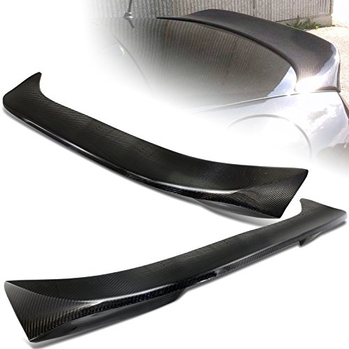 1990-1997 Mazda Miata/MX-5 Real Carbon Fiber Rear Deck Trunk Spoiler Wing (Mazda Miata Trunk)