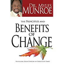 Principles And Benefits Of Change (Intl)