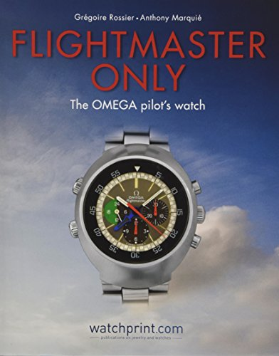 Flightmaster Only: The OMEGA Pilot's Watch ()