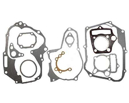 Amazon Com Mx M 54mm Gasket Set For 125cc Atv Dirt Bike Go Kart