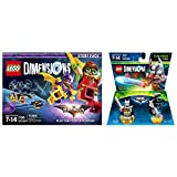 LEGO Batman Movie Story Pack + Excalibur Batman Fun Pack - LEGO Dimensions - Not Machine Specific